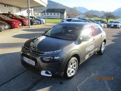 gebraucht Citroën C4 Cactus PureTech 110 S&S 6-Gang-Manuell Shine Limousine,