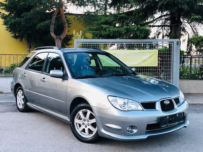 gebraucht Subaru Impreza S. W. 1,5 R 4WD **Leder**