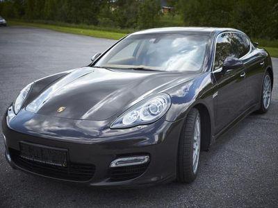 brugt Porsche Panamera Turbo Sport Chrono