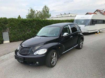 gebraucht Chrysler PT Cruiser 2,2 CRD Limited Ds. Kombi / Family Van