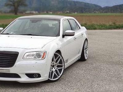 gebraucht Chrysler 300C 3,6l Pentastar / 8 Gang ZF Automatikgetriebe Limousine