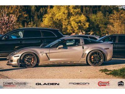 gebraucht Corvette Z06 C6 Coupe7,0 V8