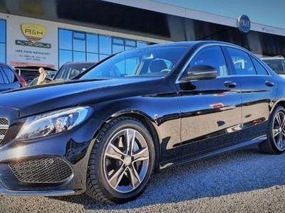 gebraucht Mercedes C250 AMG Line, Austria Edition Plus, Distronic P