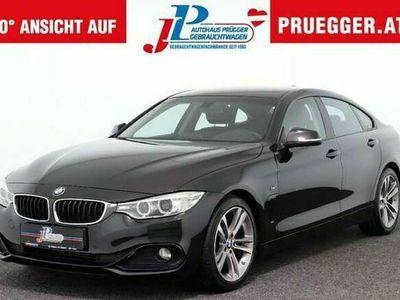 gebraucht BMW 418 Gran Coupé d Sport Line Auto. NAVI LEDER XENON