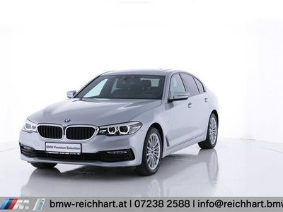 gebraucht BMW 530 5er-Reihe d xDrive Aut. Limousine