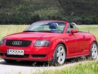 gebraucht Audi TT Roadster Roadster 1,8 T Cabrio /