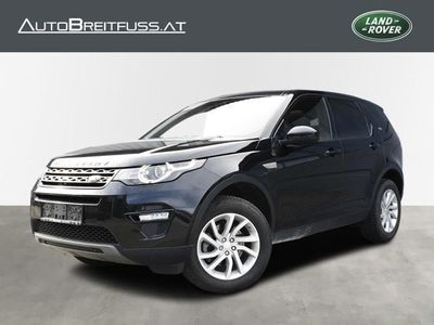 gebraucht Land Rover Discovery Sport 2,0 SD4 4WD SE Aut. Allrad
