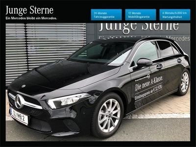 used Mercedes A180 d Aut. Progressive, MBUX Multimediasyst