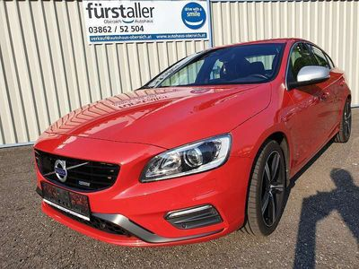 gebraucht Volvo S60 D3 Kinetic R-Design Geartronic Limousine,