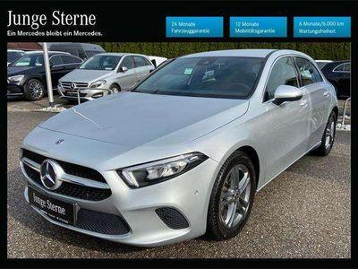 gebraucht Mercedes A200 Widescreen, LED, RFK, JS-Garantie