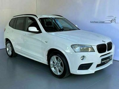 gebraucht BMW X3 xDrive 20d Aut. M-Sport Ö-Paket *Xenon*AHK*
