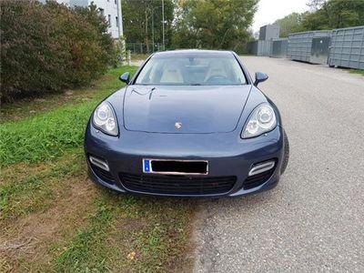 brugt Porsche Panamera Turbo DSG