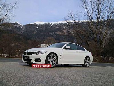 gebraucht BMW 418 4er-ReiheCoupe M Sport Sportwagen / Coupé