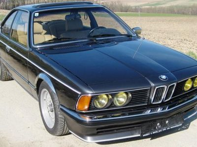 gebraucht BMW 633 6er-Reihe CSi Sportwagen / Coupé,