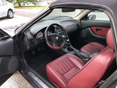 gebraucht MG F K16-1,8 Cabrio / Roadster