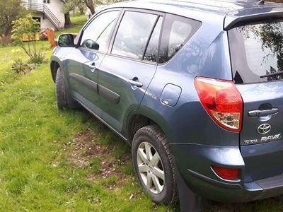 used Toyota RAV4 2,2 D-4D 135 4WD Elegance SUV / Geländewagen,