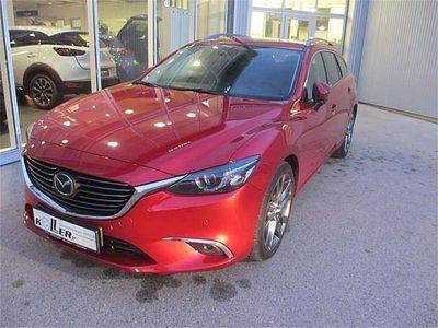 gebraucht Mazda 6 Sport Combi CD175 Revolution Top Kombi / Family Van