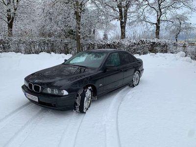 gebraucht BMW 525 5er-Reihe dA Limousine