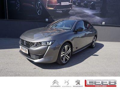 gebraucht Peugeot 508 2,0 BlueHDi 180 EAT8 S&S GT Aut., GT, 177 PS, 5 Türen, Automatik
