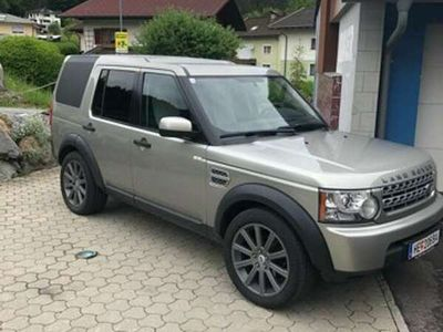 gebraucht Land Rover Discovery 4 2,7 TdV6 S