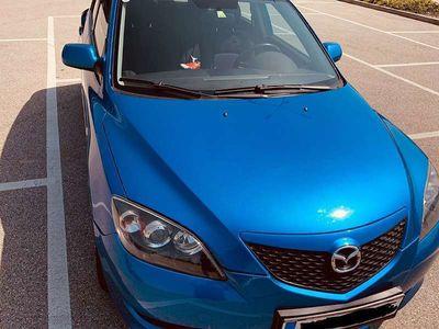 brugt Mazda 3 SP/1,4i/TE Klein-/ Kompaktwagen,