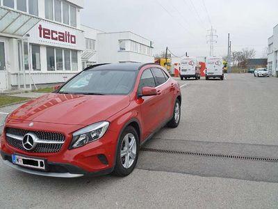 gebraucht Mercedes GLA180 GLA-KlasseCDI Edition Lifestyle SUV / Geländewagen
