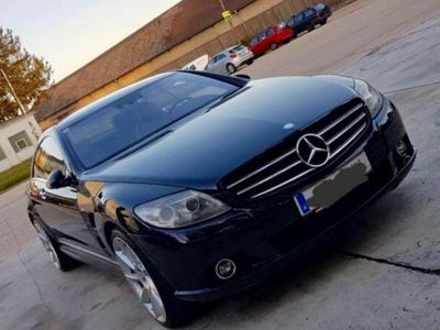 gebraucht Mercedes CL500 Aut.Lorinser orginal verbau