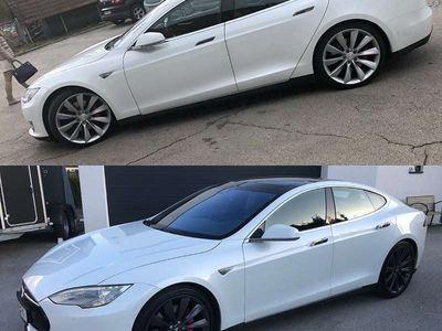 gebraucht Tesla Model S P85D Vollausstattung Garantie Limousine