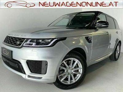 gebraucht Land Rover Range Rover Sport SE 2,0 Si4 Automatik Jungwagen