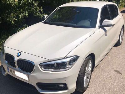 gebraucht BMW 116 1er-Reihe D Sport Aut Klein-/ Kompaktwagen