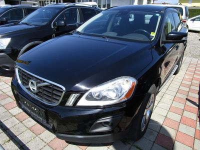 brugt Volvo XC60 2,4D AWD Kinetic Geartronic