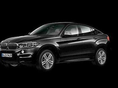 gebraucht BMW X6 M 50d M-Paket Aut. Kamera STHZ AHK Navi-Pro