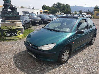 gebraucht Peugeot 206 XR 1,1 Klein-/ Kompaktwagen,