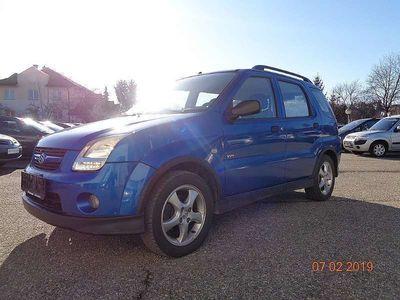 brugt Suzuki Ignis 1,3 GL 4WD * Klima * Alu *