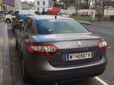 gebraucht Renault Fluence 1,6 Limousine,