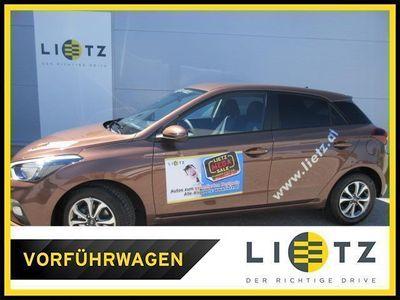 gebraucht Hyundai i20 1,25 Level 2 Plus Limousine,