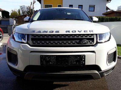 gebraucht Land Rover Range Rover evoque Pure 2,0 TD4 Aut.