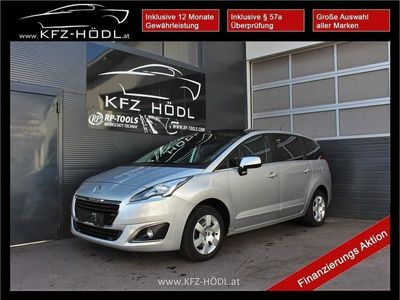 gebraucht Peugeot 5008 1,6 BlueHDi 120 S&S Business Line