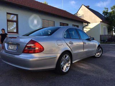 gebraucht Mercedes C320 Avantgarde CDI Aut.