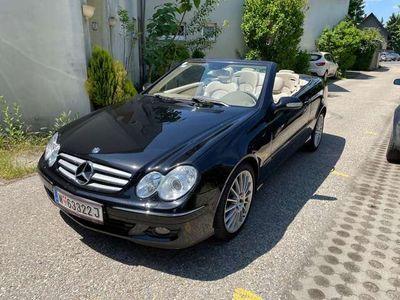 gebraucht Mercedes CLK320 Cabrio Elegance CDI Sport