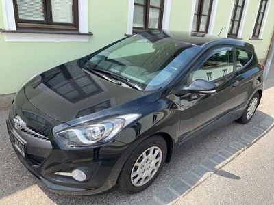 gebraucht Hyundai Coupé i30 Coupe 1,4 CVVT Bluedrive ISG Premium Sportwagen /