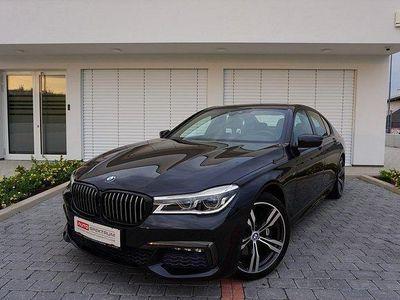 gebraucht BMW 740 7er-Reihe d xDrive | € 443 mtl | Vollausstattung | M-P... Limousine