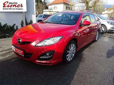 gebraucht Mazda 6 Sport Combi CD129 Mirai Kombi / Family Van