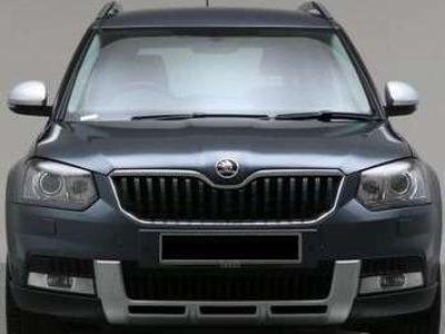 gebraucht Skoda Yeti Yeti4x4 SUV / Geländewagen