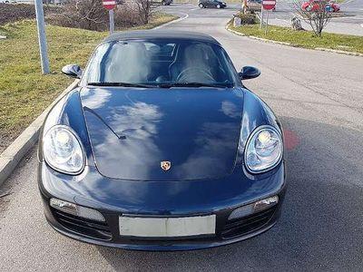 gebraucht Porsche Boxster 987 2,7 Cabrio / Roadster,