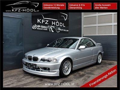 gebraucht BMW 320 Cabriolet 3er-Reihe Ci Cabrio / Roadster