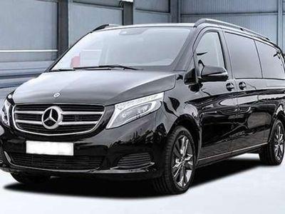 gebraucht Mercedes V250 Extralang Diesel BLUETEC 8-Sitzer Leder