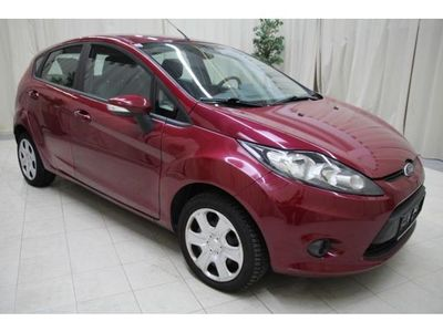 gebraucht Ford Fiesta 1.25 Trend * 47.800km *