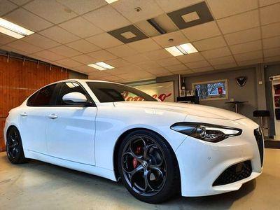 "gebraucht Alfa Romeo Giulia SUPER 2,2 180PS mit 19"" QV-Performance Felge !!!"
