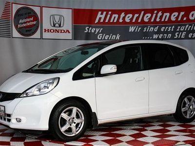gebraucht Honda Jazz 1,4i -VTEC Elegance CVT /ERSTBESITZ/